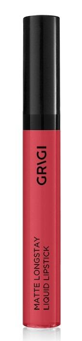 Υγρό κραγιόν Grigi Only Matte Long Stay Liquid Lipstick 4ml - Deep Red 26