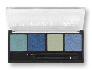 Παλέτα σκιών Grigi Must Have Palette - Blue Metallic 12