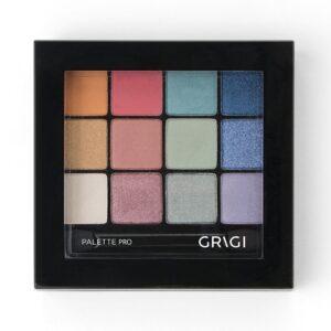 Παλέτα σκιών Grigi Pro Palette - Corals & Blues 44