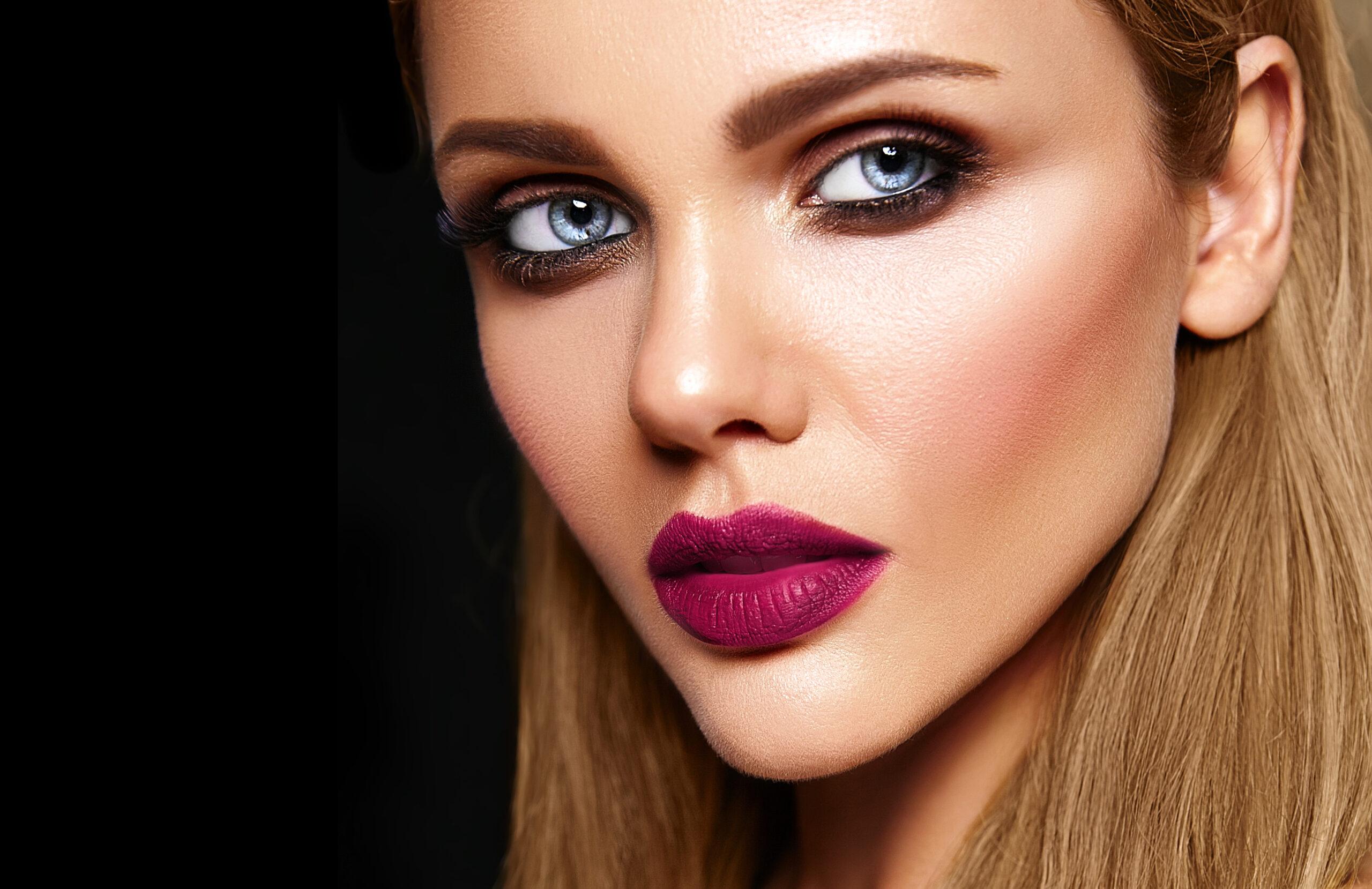 How to Dark lips