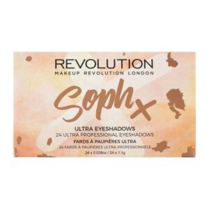 RΠαλέτα σκιών Revolution x Soph Eyeshadow Palette