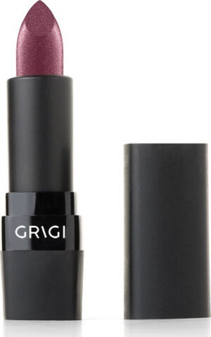 Κραγιόν Grigi Trendy Metallic Matte Lipstick 4.5g - Metallic Dark Burgundy 308