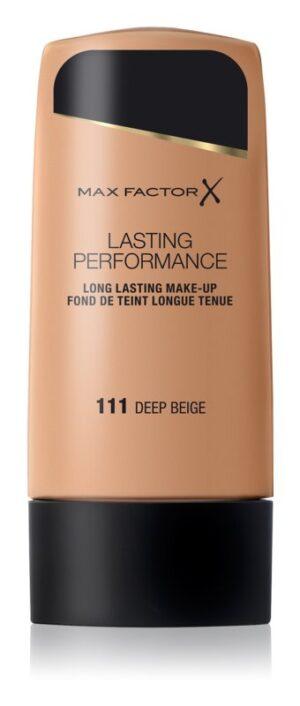 Max Factor Lasting Performance Liquid Make Up 35ml - Deep Beige 111
