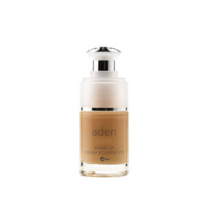 Aden Cream Foundation 15ml - Caramel 08