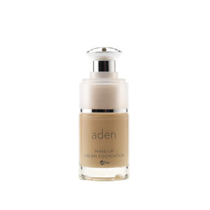 Aden Cream Foundation 15ml - Nude 01