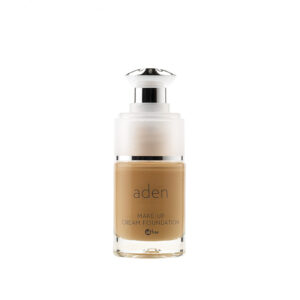Aden Cream Foundation 15ml - Poscelain 07