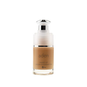 Aden Cream Foundation 15ml - Soft Honey 06