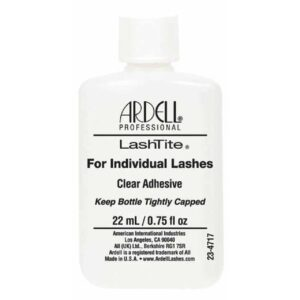 Κόλλα για βλεφαρίδες Ardell LashTite for Individual Lashes Clear 22ml