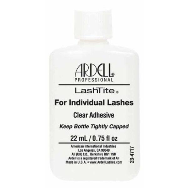 Κόλλα για βλεφαρίδες Ardell LashTite for Individual Lashes Clear 22ml