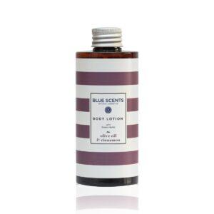Γαλάκτωμα σώματος Blue Scents Olive Oil & Cinnamon 300ml