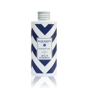 Αφρόλουτρο σώματος Blue Scents Olive Oil and Salt Flower 300ml