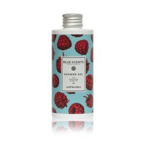 Αφρόλουτρο σώματος Blue Scents Red Berries 300ml