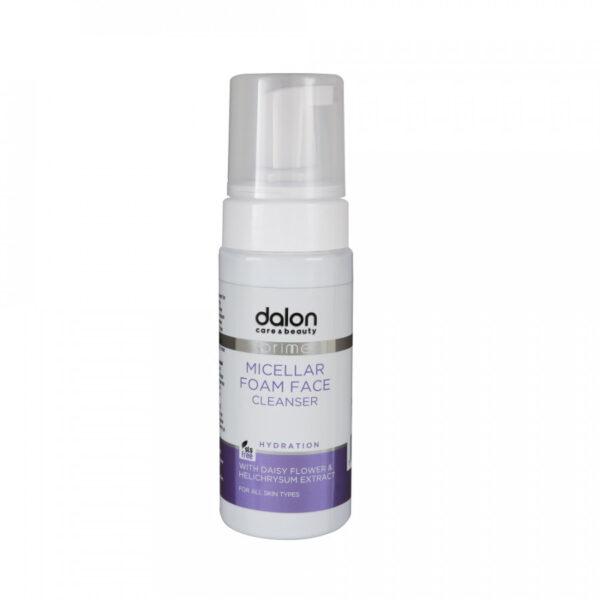 Καθαριστικό προσώπου Dalon Prime Micellar Foam Face Cleanser 150ml