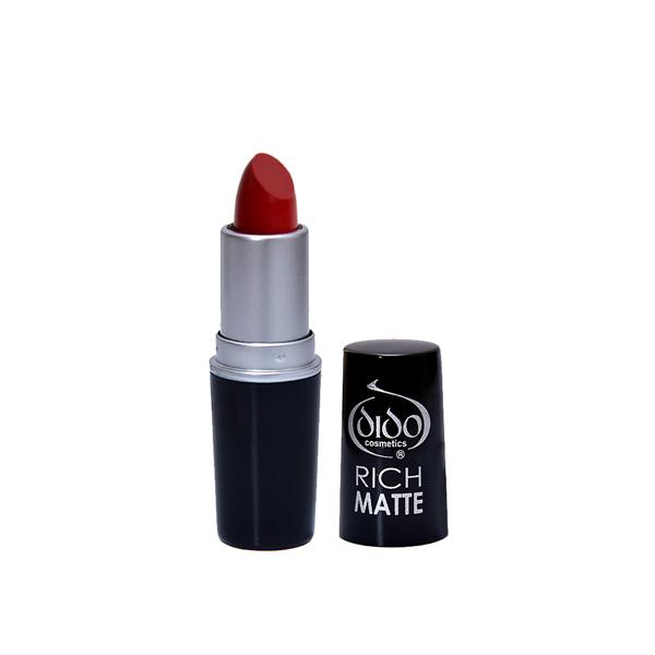 Κραγιόν ματ Dido Matte Lipstick 512