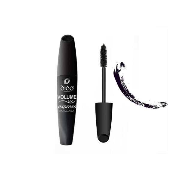 Αδιάβροχη μάσκαρα Dido Waterproof Volume Express Mascara - Black