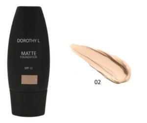 Dorothy L Matte Foundation SPF 15 01