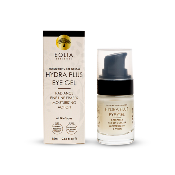 Ενυδατική κρέμα ματιών Eolia Hydra Plus Eye Gel 15ml