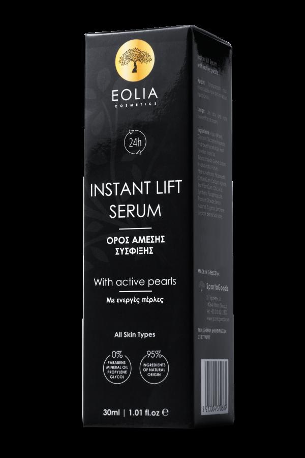Ορός άμεσης σύσφιξης Eolia Instant Lift Serum 30ml
