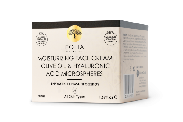 Αντιγηραντική συσφικτική κρέμα προσώπου Eolia Antiageing Firming Face Cram 50ml