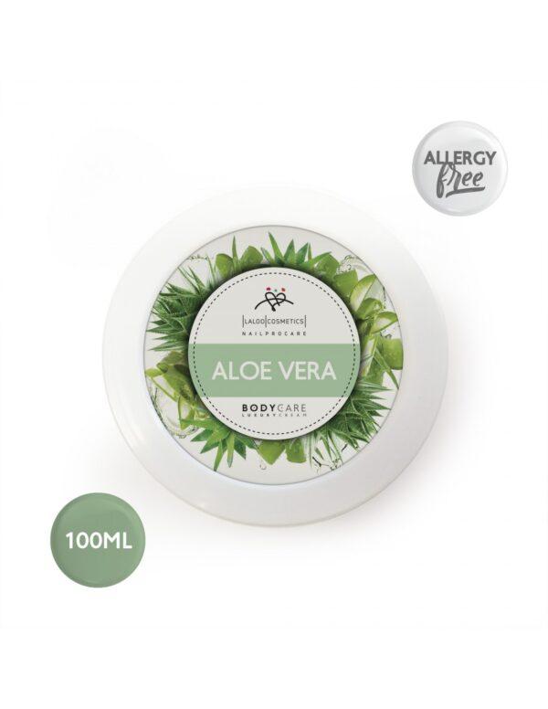 Κρέμα σώματος Laloo Cream Aloe Vera100ml
