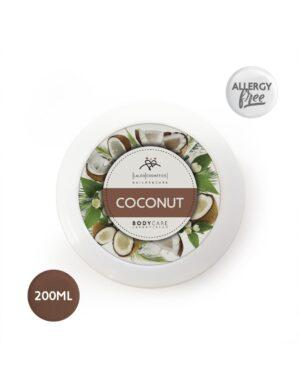 Κρέμα σώματος Laloo Cream Coconut 200ml