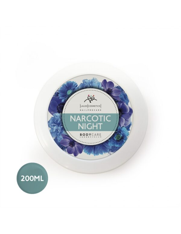 Κρέμα σώματος Laloo Cream Narcotic Night 200ml