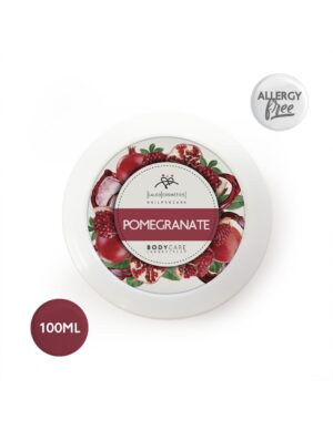 Κρέμα σώματος Laloo Cream Pomegranate 100ml