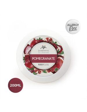 Κρέμα σώματος Laloo Cream Pomegranate 200ml