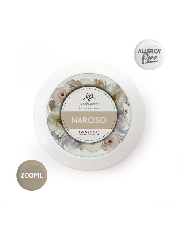 Κρέμα απολέπισης σώματος Laloo Cream Scrub Narciso 200ml