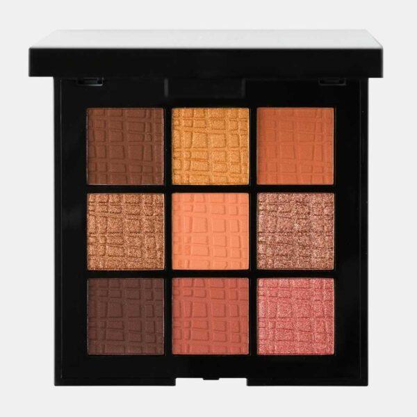 Παλέτα σκιών Mia Cosmetics Fairy Tale Eyeshadow Rust Palette