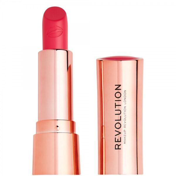 Κραγιόν Revolution Satin Kiss Lipstick - Cutie