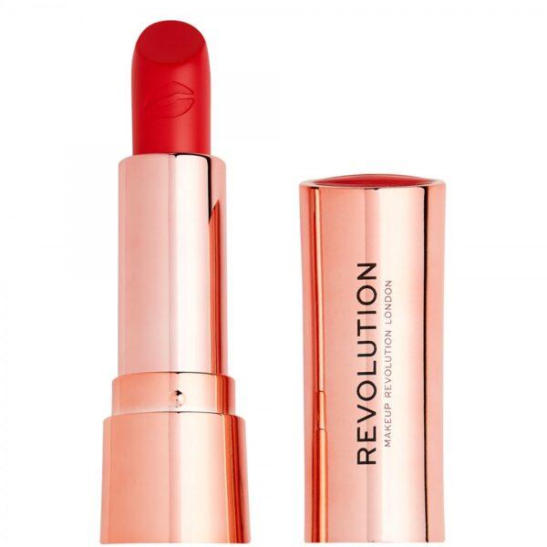 Κραγιόν Revolution Satin Kiss Lipstick - Decadence