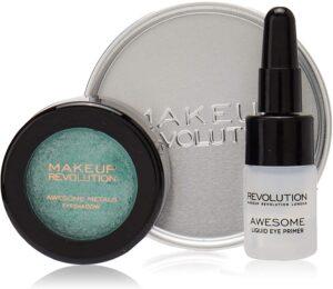 Make up Revolution Flawless Foils 1.5g - Emerald Goddess