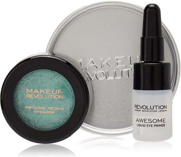 Make up Revolution Flawless Foils 1.5g - Emerald Goddess