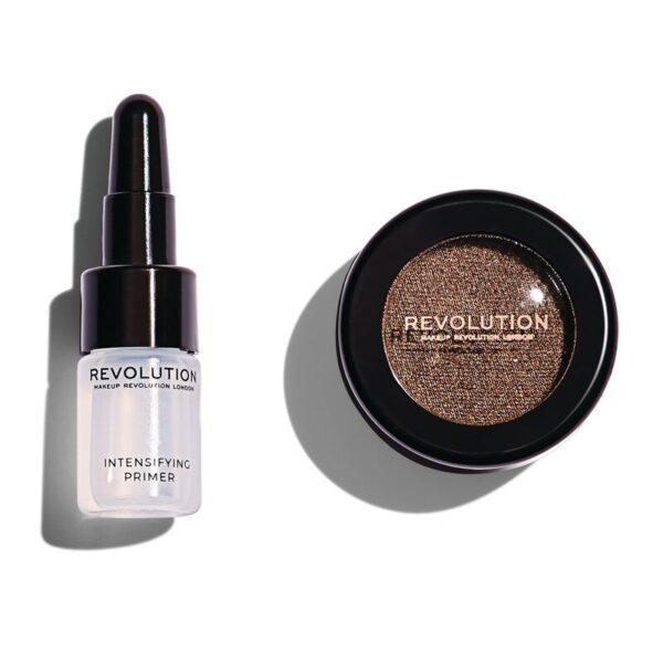 Σκιά ματιών Make up Revolution Flawless Foils 1.5g - Overcome