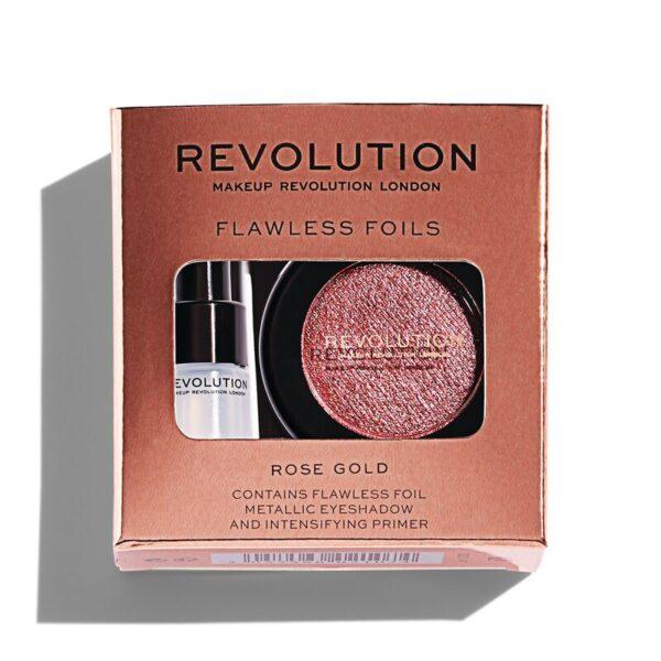 Make up Revolution Flawless Foils 1.5g - Rose Gold