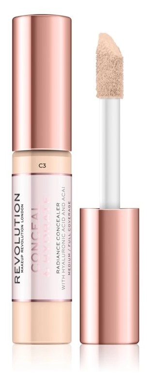 Makeup Revolution Conceal & Hydrate C3