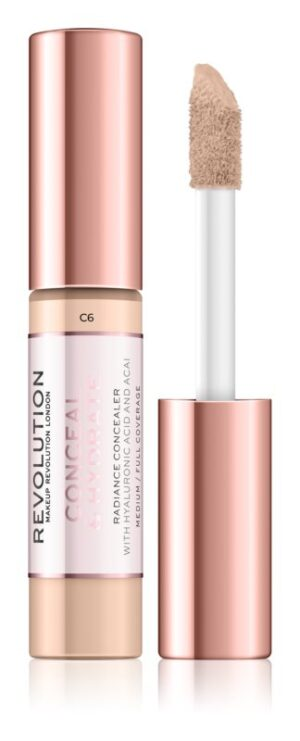 Makeup Revolution Conceal & Hydrate C6