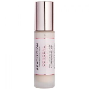 Makeup Revolution Radiance Foundation Conceal & Hydrate F3