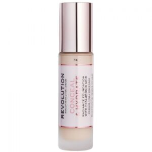 Makeup Revolution Radiance Foundation Conceal & Hydrate F5