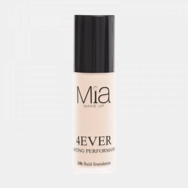 Mia 4 Ever Foundation 24h Lasting Performance - Medium Nude 02