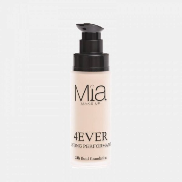 Mia 4 Ever Foundation 24h Lasting Performance - Creamy Natural 03