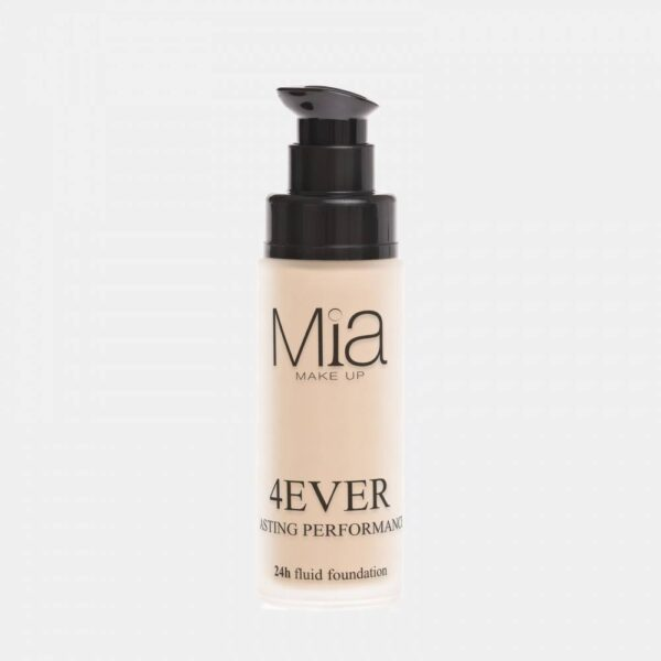 Mia 4 Ever Foundation 24h Lasting Performance - Cinnamon 04