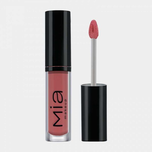 Υγρό κραγιόν Mia Cosmetics Dress Me Lonlasting - Brown Pink ZA300