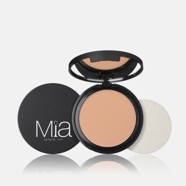 Mia Cosmetics Mineral Compact Powder up Foundation - Peach Peach 034
