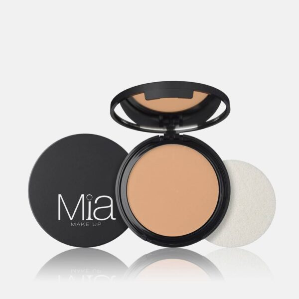 Mia Cosmetics Mineral Compact Powder up Foundation - Tanny 036