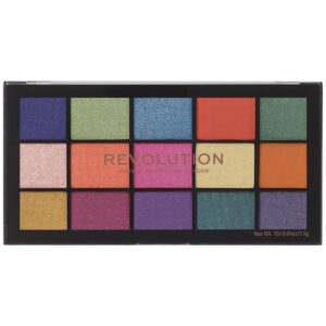 Revolution Re-Loaded Palette Passion for Colour