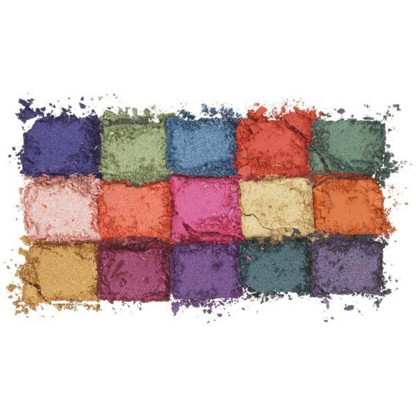 Revolution Re-Loaded Palette Passion for Colour