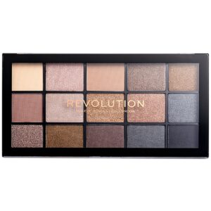 Revolution Re-Loaded Palette Smoky Neutrals