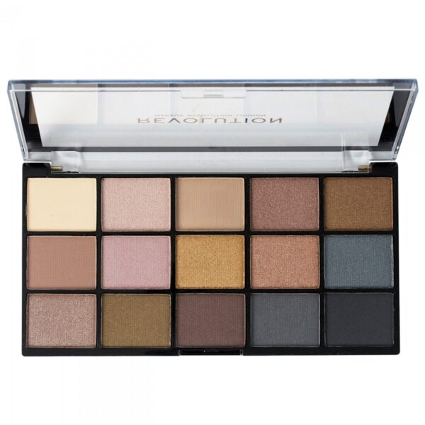 Revolution Re-Loaded Palette Smoky Neutrals